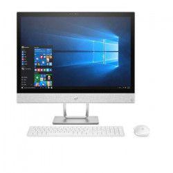 Ordinateur Tout-en-un - HP 24-r102nf - 23,8 pouces FHD - Core i5-8400T - 8Go de RAM - Disque Dur 2To HDD + 128Go