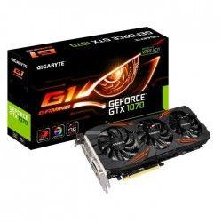 Gigabyte Carte graphique GeForce GTX 1070 G1 Gaming 8Go GDDR5