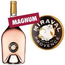 Magnum Miraval Provence 2017 - Vin rosé x1
