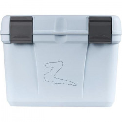 HORZE Coffre de pansage pour chevaux Smart - L 40,8 x P 30 x H 29,5cm - Bleu