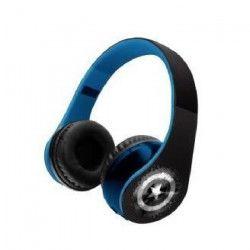 LEXIBOOK - AVENGERS - Casque Audio Enfant Bluetooth