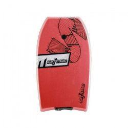 SURF & SUN Bodyboard Similar EPS 42` - Rouge et noir