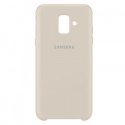 Samsung Coque double protection A6 - Or