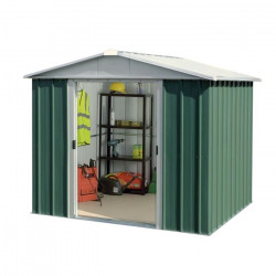 abri de jardin chalet royalprice. Black Bedroom Furniture Sets. Home Design Ideas