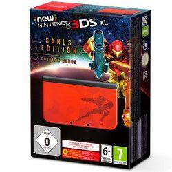 New Nintendo 3DS XL Metroid - Samus Edition