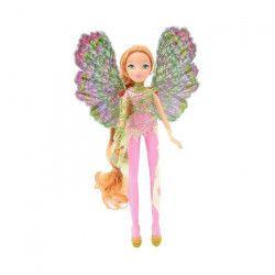 WINX Dreamix Fairy Flora - Poupée 29cm