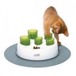 CAT IT Tubes a croquettes Senses 2.0 - Pour chat