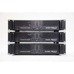 BST XA400 Amplificateurs de puissance classe AB - 400W