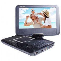 TAKARA VR149B Combiné Lecteur DVD Portable 9` Noir