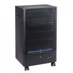 Favex Recommandé par Butagaz - Praha - 4200 Watts - Chauffage d`appoint gaz Butane - Infrableu - Systeme