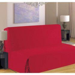 Housse de canapé BZ 140x190 cm rouge