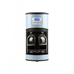 DOMO DO478K Cafetiere filtre programmable ? Bleu