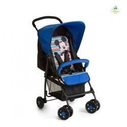 MICKEY Poussette Canne Sport Mickey Geo blue - Disney Baby