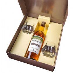 G. Miclo - Welche`s Whisky - Single Malt Alsacien - 43% - 70 cl - Coffret - 2 Verres