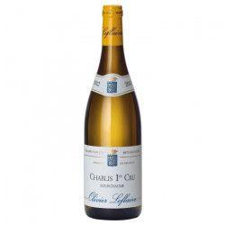 DOMAINE OLIVIER LEFLAIVE 2015 - Chablis Premier Cru Fourchaume - Vin Blanc - 75 cl
