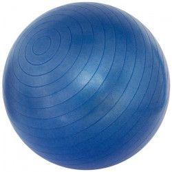 Avento Ballon de fitness 75 cm Bleu 41VN-KOR