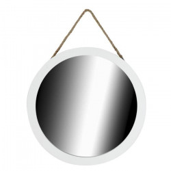 EMOTION Miroir Hublot blanc 33 cm