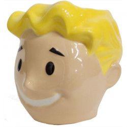 Mug Fallout - Tete Vault 3D