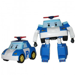 ROBOCAR POLI - Poli - Véhicule Transformable