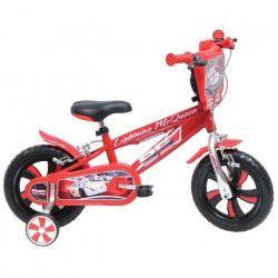 CARS Vélo Enfant 12 pouces (2 a 4 ans)