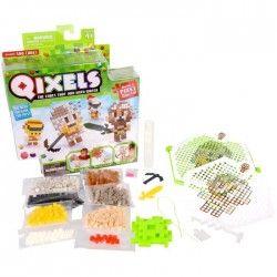 QIXELS Mini Kit 4 Créations Theme Guerriers