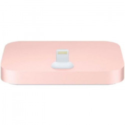 Apple Station d`accueil Lightning pour iPhone Rose Or