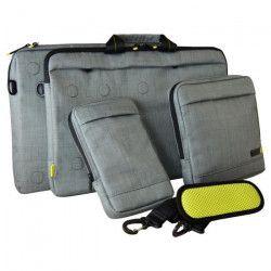 TECHAIR Sacoche pour ordinateur portable Evo 14` - 15.6` Modulable 3 en 1
