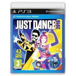 Just Dance 2016 Jeu PS3