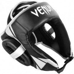 VENUM Casque de boxe Challenger Open Face - Noir