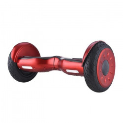 Hoverboard 10` 2 x 350 W Rouge Bluetooth