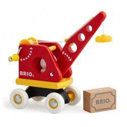 BRIO - Grue et Chargement