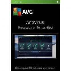 AVG AntiVirus (1 PC - 1 An)