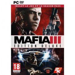 Mafia III Edition Deluxe Jeu PC