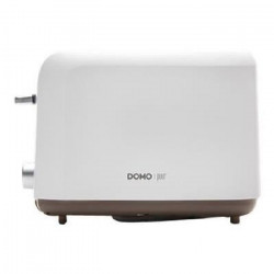 DOMO DO958T Grille-pain ? Blanc