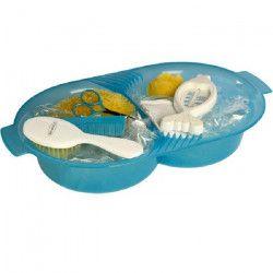 DBB REMOND Set de toilette pour bébé - Turquoise