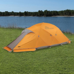 MACPAC Tente Aspiring Tent Rouge