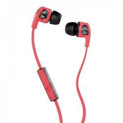 SKULLCANDY Écouteurs Intra-auriculaires Smoking Bud 2 - Avec micro - Rouge et Noir