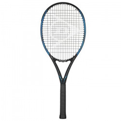 DUNLOP Raquette de tennis Blackstorm Elite 2.0 G3 - Noir et bleu