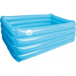 BABYCALIN Baignoire gonflable turquoise