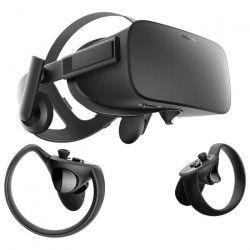 OCULUS Casque de Réalité Virtuelle Rift + 2 Manettes Touch