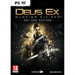 Deus Ex : Mankind Divided Edition Day One Jeu PC