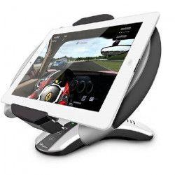 Cideko AD22 Support + volant pour Tablette