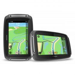 TOMTOM GPS Moto Rider 550 Prémium + Intercom Freecom2
