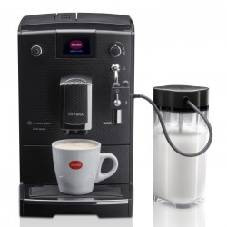 NIVONA NICR680 Machine expresso full automatique avec broyeur Cafe Romatica - Noir