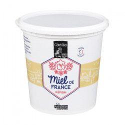 COTE MIEL Miel de France - Crémeux - 1 Kg