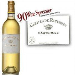 Carmes de Rieussec Sauternes 2011 - Vin Blanc