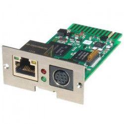 INFOSEC UPS SYSTEM Carte Intégrable Agent SNMP CS141 Mini Slot