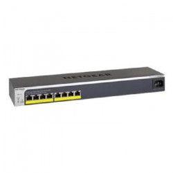 NETGEAR Click switch Web manageable Poe+ 8 ports Gigabit GS408EPP-100NES