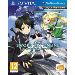 Sword Art Online : Lost Song Jeu PS Vita
