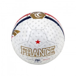 FFF Ballon de Football Équipe de France - TPU - Taille 5
